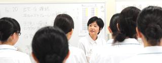 看護学部のカリキュラム